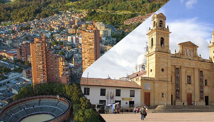 Bogotá Chiquinquirá