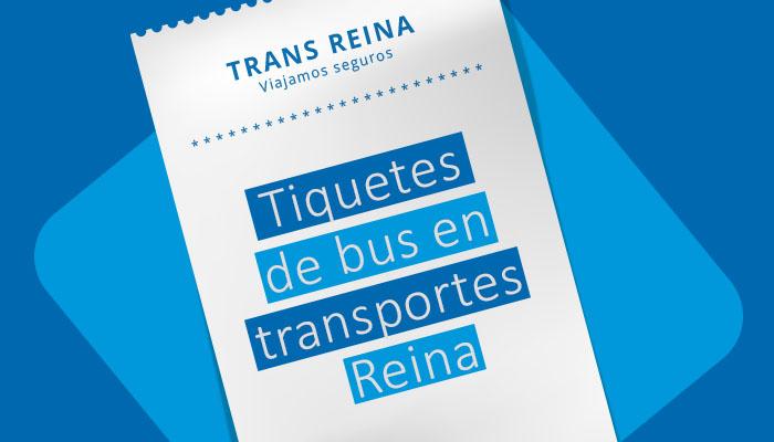 Tiquetes de Bus