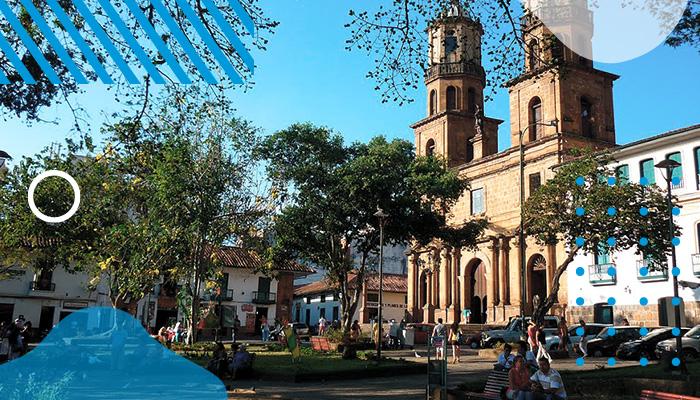 Pasajes San Gil