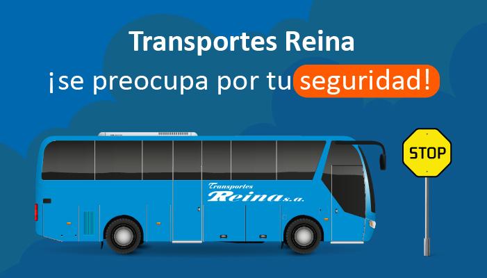 La operación de nuestro servicio de transporte con la situación que atraviesa el país